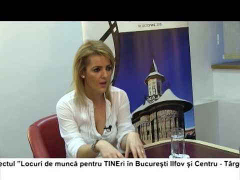 (VIDEO) Locuri de muncă pentru TINEri în București Ilfov și Târgu Mureș – VALENTIN VOICU (E21)