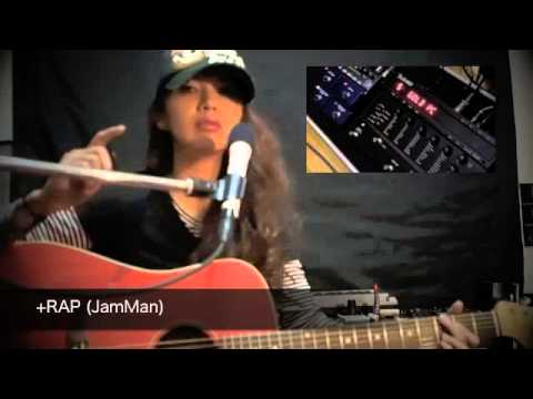 """How to sing with DigiTech JamMan STEREO & Vocalist Live 5 (Itsuka x DigiTech) unnatural """"YO!"""""""