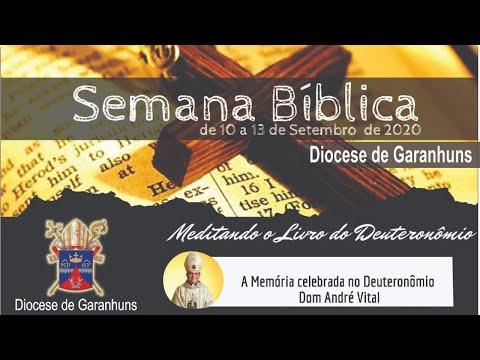 2ª Noite de Live da Semana Bíblica da Diocese de Garanhuns