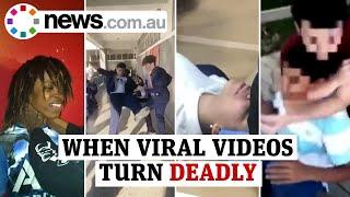 Skull breaker challenge, the choking game: When viral videos turn deadly