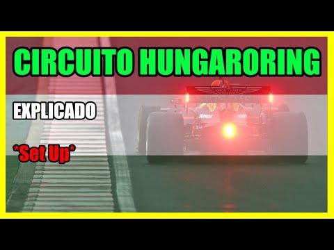 HUNGARORING 🚨 CIRCUITO de Hungría EXPLICADO 💥 *Set Up y Reglajes F1* | GP Hungría Formula 1 2020