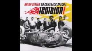 Brian Setzer - Hot Rod Girl