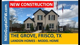 Builder spotlight: New construction homes in Frisco by Drees Custom Homes - The Grove in Frisco Texa
