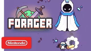 Picture of a game: Forager