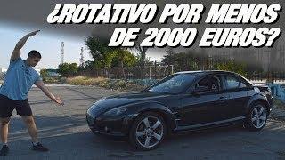 ¿Cuánto DINERO 💸 me costó mi Mazda RX8 importado de UK? ¿Y matricularlo?