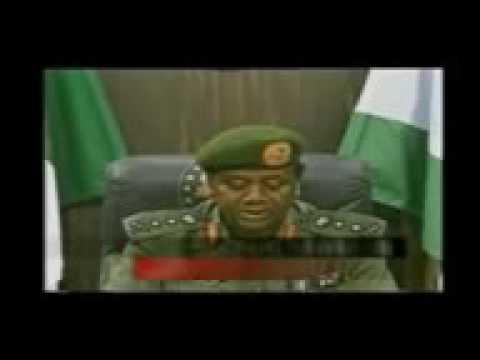 Abacha Coup speech
