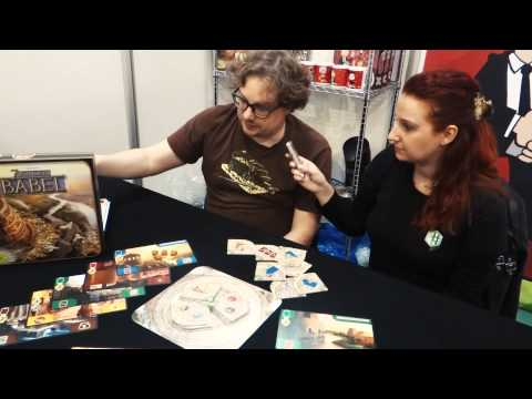 BGNews - Essen 2014 Babel presentation