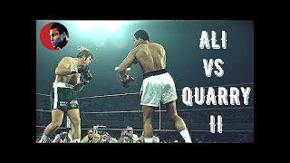 Muhammad Ali vs Jerry Quarry II #Legendary Night# HD