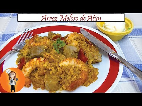 Arroz Meloso de Atún | Receta de Cocina en Familia