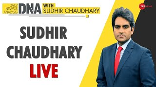 DNA, which is highly popular among millions of TV viewers worldwide for its accurate, unbiased and in-depth reporting of issues of utmost concerns to the country, is hosted by Zee News Editor-in-Chief Sudhir Chaudhary.  #SudhirChaudharyLive #DNALive #ZeeNews   About Channel:  ज़ी न्यूज़ देश का सबसे भरोसेमंद हिंदी न्यूज़ चैनल है। जो 24 घंटे लगातार भारत और दुनिया से जुड़ी हर ब्रेकिंग न्यूज़, नवीनतम समाचार, राजनीति, मनोरंजन और खेल से जुड़ी खबरे आपके लिए लेकर आता है। इसलिए बने रहें ज़ी न्यूज़ के साथ और सब्सक्राइब करें |   Zee News is India's most trusted Hindi News Channel with 24 hour coverage. Zee News covers Breaking news, Latest news, Politics, Entertainment and Sports from India & World. ------------------------------------------------------------------------------------------------------------- Download our mobile app: http://tiny.cc/c41vhz Subscribe to our channel: http://tiny.cc/ed2vhz Watch Live TV : https://zeenews.india.com/live-tv  Subscribe to our other network channels: Zee Business: https://goo.gl/fulFdi WION: http://tiny.cc/iq1vhz Daily News and Analysis: https://goo.gl/B8eVsD Follow us on Google news- https://bit.ly/2FGWI01 ------------------------------------------------------------------------------------------------------------- You can also visit our website at: http://zeenews.india.com/ Like us on Facebook: https://www.facebook.com/ZeeNews Follow us on Twitter: https://twitter.com/ZeeNews  Follow us on Google News for latest updates:  Zee News:- https://bit.ly/2Ac5G60 Zee Bussiness:- https://bit.ly/36vI2xa DNA India:- https://bit.ly/2ZDuLRY WION: https://bit.ly/3gnDb5J Zee News App: https://bit.ly/ZeeNewsApps