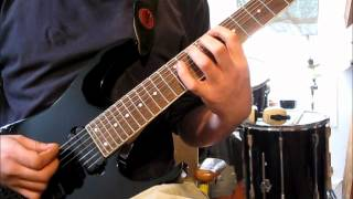Guitar Cover: Dream Theater - Honor Thy Father