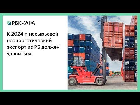 К 2024 г. несырьевой неэнергетический экспорт из РБ должен удвоиться