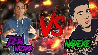 NBA 2K17 - DenWizard Vs Nadexe!!! Nade Escape 2nd BIGGEST L of His Career  (MUST WATCH)