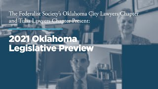 Click to play: 2021 Oklahoma Legislative Preview