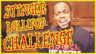 STINGER POP CHALLENGE!! by @imav3riq
