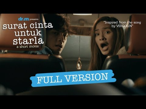 Surat cinta untuk starla  jefri nichol  amp  caitlin  short movie   full version