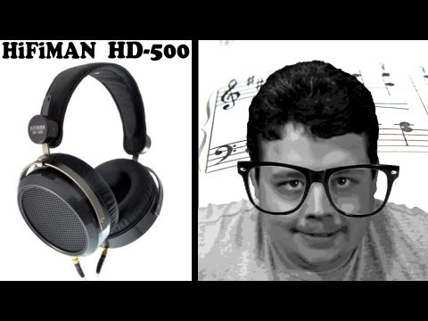 Unbox & Review of HiFiMAN HE-500 Planar Magnetic Audiophile Headphones – Amazing Sound