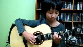 Tears For Fears) Mad World   Sungha Jung Acoustic Tabs Guitar Pro 6