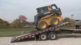 John Deere Skid Steer and Compact Track Loader Safety Tips