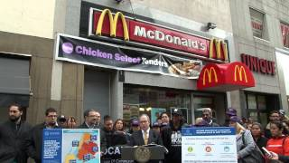 Income Analysis of a $15 Minimum Wage in NYC