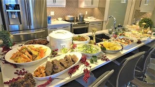 First Christmas Dinner at the NEW HOME  IMAGES, GIF, ANIMATED GIF, WALLPAPER, STICKER FOR WHATSAPP & FACEBOOK