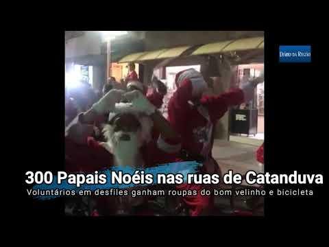 Tradicional desfile acontece todos os anos em Catanduva