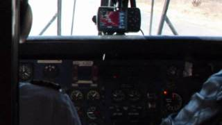 preview picture of video 'Inside a plane taking off from Lukla airport Nepal.wmv'