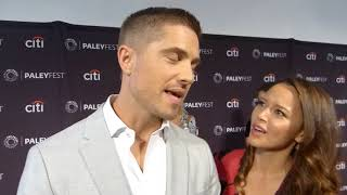 "Paley Center 2018 : ""The Rookie"" Eric Winter (Bradford)"
