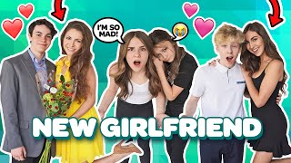 Going On A DATE With INSTAGRAM Models To See How My CRUSH REACTS PRANK *NEW GIRLFRIEND*🥰|Lev Cameron