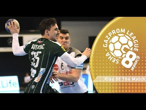Play of the match: Bruno Butorac (Vojvodina vs Tatran Presov)