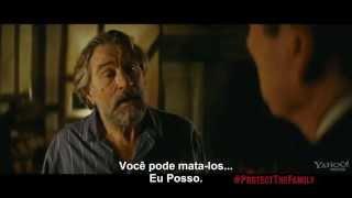 The Family - Official Trailer - Robert De Niro (LEGENDADO POR CINEARTBOOK)