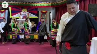 Phuyi Samling Gonpa Dance By Parents Of Sunday School