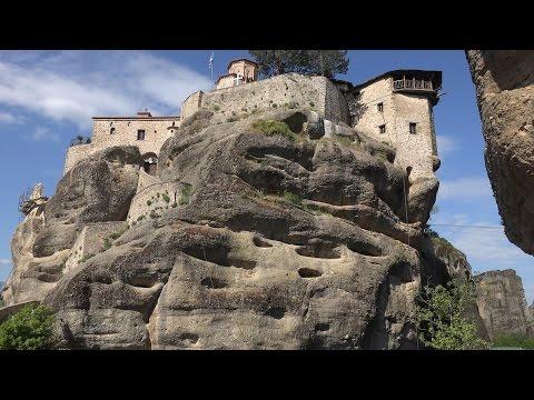 Explore the Beauty of Meteora In Stunning 4k