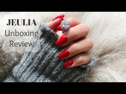 Jeulia Ring Unboxing | REVIEW