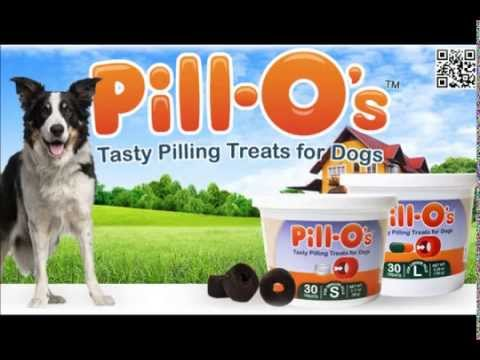 Pill-Os Tasty Pilling Treats - Duck 3-PACK (90 Count) Video