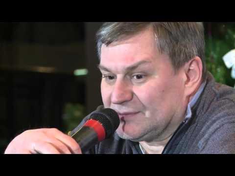Олег Гросс - за новую арену в Екатеринбурге!