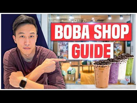 , title : 'How To Start A Boba Tea Shop In 20 Minutes | Bubble Tea Shop Business 2021