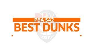PBA 2017 Best Dunks