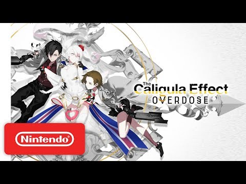 The Caligula Effect: Overdose - Launch Trailer - Nintendo Switch
