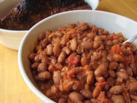 Santa Maria-Style Beans