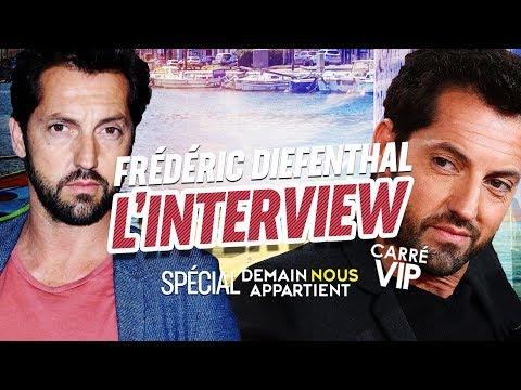 Frédéric Diefenthal, L'interview Carré VIP sur RTS
