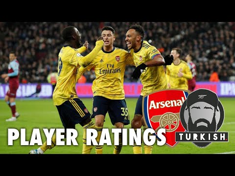 WEST HAM 1-3 ARSENAL | BIG, BIG 3 POINTS & AWAY WIN 👏🏼 | PLAYER RATINGS 🤔 | MATCH REVIEW 📝