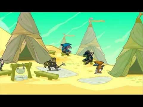Dungeon Blitz Video 1