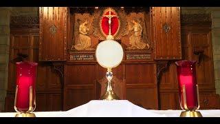Living a Eucharistic Life
