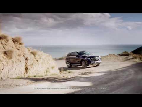 Mercedesbenz  Gle Class Паркетник класса J - рекламное видео 1
