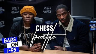 Chess Bars On I-95 Freestyle Pt.2 W/ J Quest And Rambo
