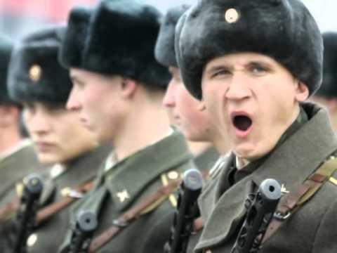 У солдата выходной