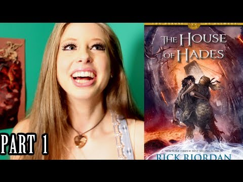 THE HOUSE OF HADES BY RICK RIORDAN | booktalk with XTINEMAY (PART 1)
