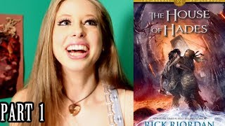 THE HOUSE OF HADES BY RICK RIORDAN   Booktalk With XTINEMAY (PART 1)
