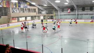 NB Mavericks vs Dartmouth Bandits , June 18th 2017